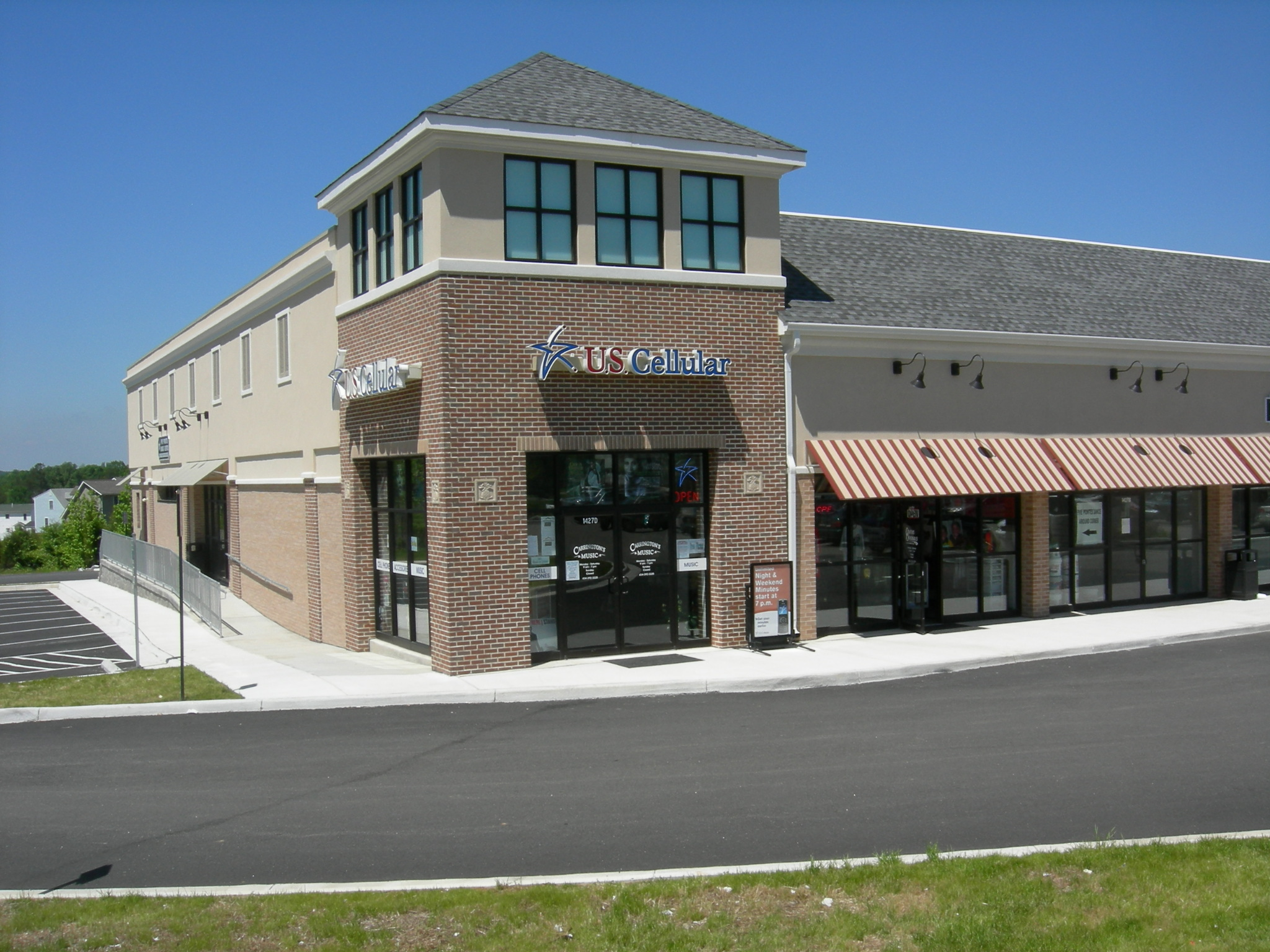 the shoppes at college park 1
